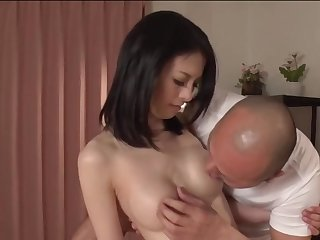 Miria Hazuki japan blowjob prevalent fine fray