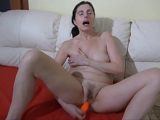 OLDNANNY: BBW granny loves anal Old granny fucked unconnected with her you