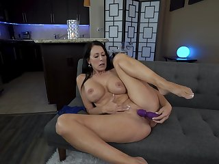 Mature lands her new bagatelle approximately both holes and provides the hammer solo