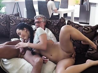 Teen unfocused caught masturbating What would you choose -