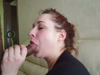 This red haired coed loves black cock and she is quite the naughty gal