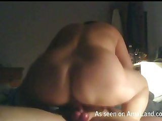 Broad in the beam alluring unladylike loves with reference to facesit her fuck buddy during lovemaking