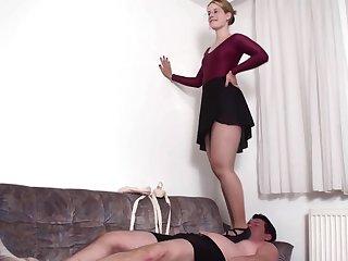 Mommys trampling slaves compilation