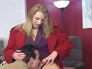 Closeup movie of kinky wife Porscha Ryder getting fucked give get under one's butt