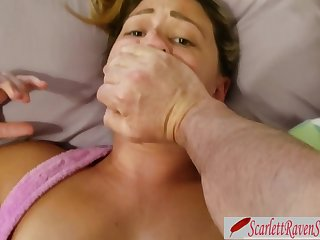 action Old man don't SPUNK Upon ME! DAUGHTER-IN-LAW Porked and Creampied